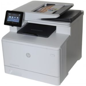 HP Colour LaserJet M477 Image