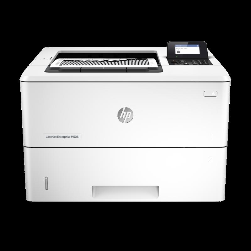 HP LaserJet M506 Image