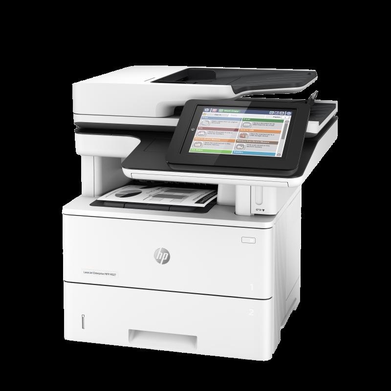 HP LaserJet M527dnm Image