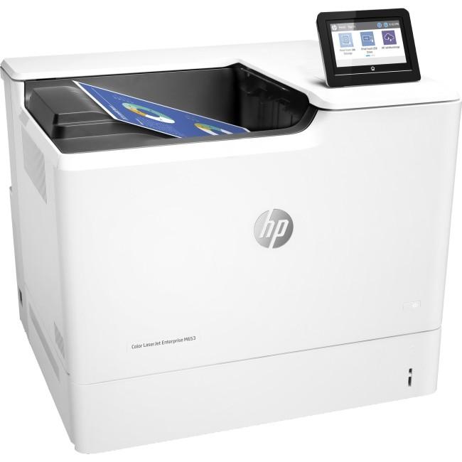 HP LaserJet E60055dn Image