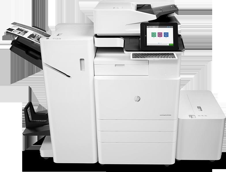 HP LaserJet E82560dn Image