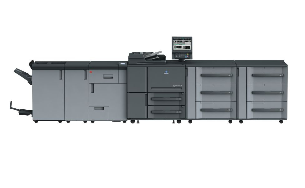 Konica Minolta bizhub PRESS 1052 Image