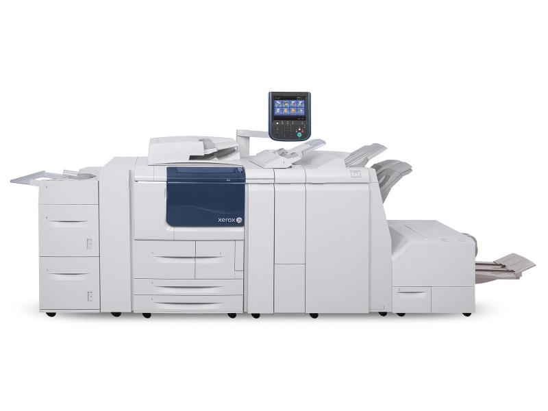 Xerox D125 Image