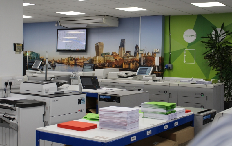 Copiers Outsource Printing, Copying or Scanning
